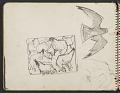 View James Fitzgerald sketchbook #3 digital asset: sketchbook page 24