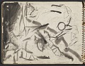 View James Fitzgerald sketchbook #3 digital asset: sketchbook page 26