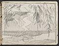 View James Fitzgerald sketchbook #3 digital asset: sketchbook page 27