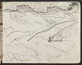View James Fitzgerald sketchbook #3 digital asset: sketchbook page 29