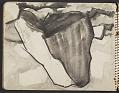 View James Fitzgerald sketchbook #3 digital asset: sketchbook page 30