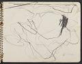 View James Fitzgerald sketchbook #3 digital asset: sketchbook page 31