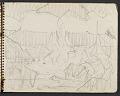 View James Fitzgerald sketchbook #3 digital asset: sketchbook page 35