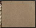View James Fitzgerald sketchbook #3 digital asset: sketchbook page 37