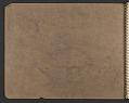View James Fitzgerald sketchbook #4 digital asset: cover verso