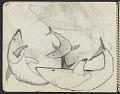 View James Fitzgerald sketchbook #4 digital asset: sketchbook page 4