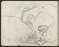 View James Fitzgerald sketchbook #4 digital asset: sketchbook page 6