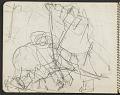 View James Fitzgerald sketchbook #4 digital asset: sketchbook page 8