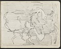 View James Fitzgerald sketchbook #4 digital asset: sketchbook page 9