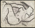 View James Fitzgerald sketchbook #4 digital asset: sketchbook page 23