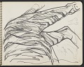 View James Fitzgerald sketchbook #4 digital asset: sketchbook page 27