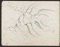 View James Fitzgerald sketchbook #4 digital asset: sketchbook page 28