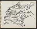 View James Fitzgerald sketchbook #4 digital asset: sketchbook page 29