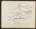 View James Fitzgerald sketchbook #4 digital asset: sketchbook page 30