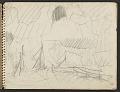 View James Fitzgerald sketchbook #5 digital asset: sketchbook page 3