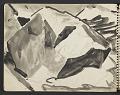 View James Fitzgerald sketchbook #5 digital asset: sketchbook page 4