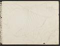 View James Fitzgerald sketchbook #5 digital asset: sketchbook page 5