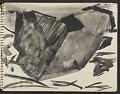 View James Fitzgerald sketchbook #5 digital asset: sketchbook page 10