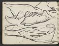 View James Fitzgerald sketchbook #5 digital asset: sketchbook page 11