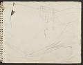 View James Fitzgerald sketchbook #5 digital asset: sketchbook page 14