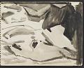 View James Fitzgerald sketchbook #5 digital asset: sketchbook page 17