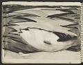 View James Fitzgerald sketchbook #5 digital asset: sketchbook page 18