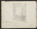 View James Fitzgerald sketchbook #5 digital asset: sketchbook page 22