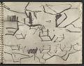 View James Fitzgerald sketchbook #5 digital asset: sketchbook page 23