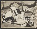 View James Fitzgerald sketchbook #5 digital asset: sketchbook page 24
