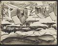 View James Fitzgerald sketchbook #5 digital asset: sketchbook page 25