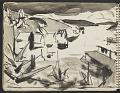 View James Fitzgerald sketchbook #5 digital asset: sketchbook page 26