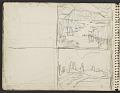 View James Fitzgerald sketchbook #5 digital asset: sketchbook page 28
