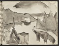 View James Fitzgerald sketchbook #5 digital asset: sketchbook page 29