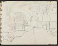 View James Fitzgerald sketchbook #5 digital asset: sketchbook page 33