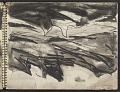 View James Fitzgerald sketchbook #5 digital asset: sketchbook page 37