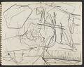 View James Fitzgerald sketchbook #5 digital asset: sketchbook page 41