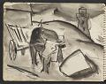View James Fitzgerald sketchbook #5 digital asset: sketchbook page 42