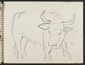 View James Fitzgerald sketchbook #5 digital asset: sketchbook page 43