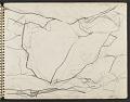 View James Fitzgerald sketchbook #5 digital asset: sketchbook page 45