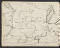 View James Fitzgerald sketchbook #5 digital asset: sketchbook page 46