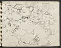View James Fitzgerald sketchbook #5 digital asset: sketchbook page 47