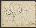 View James Fitzgerald sketchbook #5 digital asset: sketchbook page 50