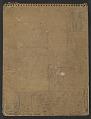 View James Fitzgerald sketchbook #5 digital asset: cover back