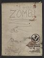 View James Fitzgerald sketchbook #10 digital asset: cover