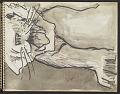 View James Fitzgerald sketchbook #10 digital asset: sketchbook page 3