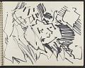 View James Fitzgerald sketchbook #10 digital asset: sketchbook page 12