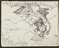 View James Fitzgerald sketchbook #10 digital asset: sketchbook page 13