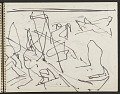 View James Fitzgerald sketchbook #10 digital asset: sketchbook page 16