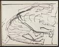 View James Fitzgerald sketchbook #10 digital asset: sketchbook page 18