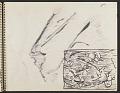 View James Fitzgerald sketchbook #10 digital asset: sketchbook page 20